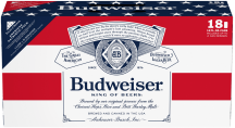 Budweiser 216 oz. Select Varieties Bud product image.