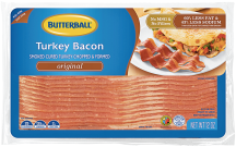 Turkey Bacon product image.