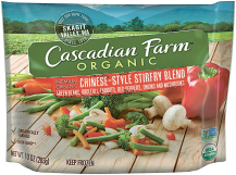 Organic Mixed Vegetables product image.
