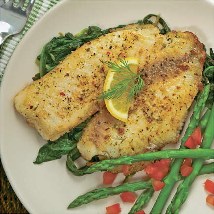 Fresh Catfish Fillets product image.