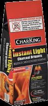 CharKing  6.2 lb. Select Varieties Charcoal product image.