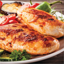 Just Bare Chicken 14-20 oz. Select Varieties Breasts, Tenders or Thighs product image.