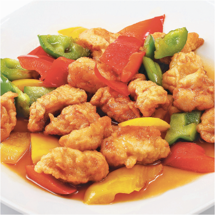 InnovAsian Assorted Asian Entrees product image.