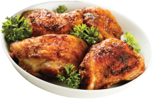 Chicken Thighs product image.