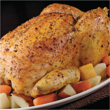 All Natural Whole Chicken product image.