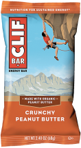 Clif Bar Nutrition Bars product image.