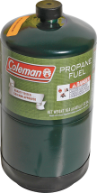 Coleman 16.4 oz. Propane or Steel Fork Camping Needs product image.
