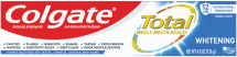 Total Toothpaste product image.
