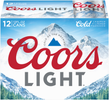 12 pack cans product image.