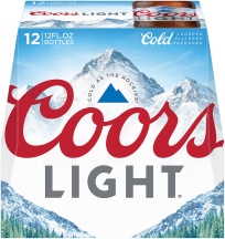 Coors Beer product image.