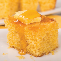 Fresh made Cornbread product image.
