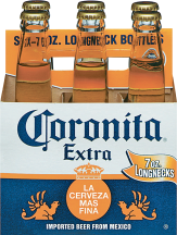 42 oz. Select Varieties Corona Extra Coronita product image.