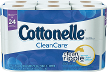 Cottonelle  12 ct. Select Varieties Bathroom Tissue product image.