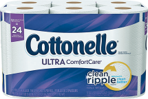 Viva 6 ct. Paper Towels or Cottonelle 12 ct. Select Varieties Bath Tissue product image.