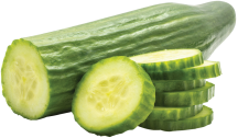 Cucumbers or product image.