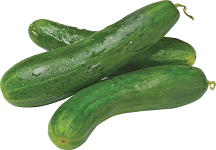 Cucumbers product image.