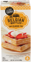 Belgian Waffles product image.