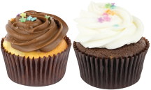 6 Count Select Varieties Cupcakes product image.