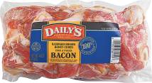 Daily's 48 oz.Select Varieties Bacon Ends & Pieces product image.