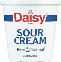 Daisy 24 oz. Select Varieties Cottage Cheese or Sour Cream product image.
