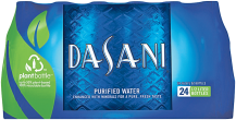 Dasani 24 pk. 16.9 oz. Purified Bottled Water product image.