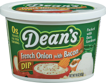 Dean  16 oz. Select Varieties 16 z Dip product image.