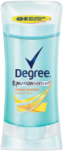 Deodorant or Antiperspirant product image.