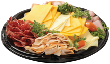 Boar's Head Meat And Cheese Deli Trays product image.
