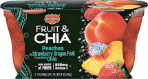 Del Monte 2-4 ct. Select Varieties Fruit Cups product image.