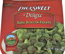 Pictsweet 8-10 oz. Select Varieties Frozen Vegetables product image.