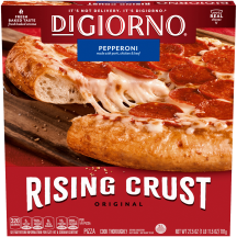 Digiorno Select Varieties Pizza product image.