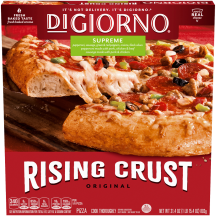 Digiorno 31.5 oz. Select Varieties Rising Crust product image.