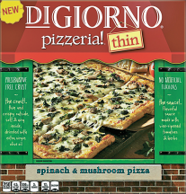 Digiorno 18 oz. Select Varieties Pizza product image.