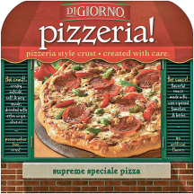 Digiorno 21.3 oz. Select Varieties Pizzeria product image.