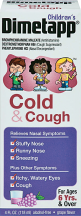 Cough, Cold & Flu Relief product image.