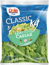 Dole 8-14.4 oz. Select Varieties Salad Kits product image.