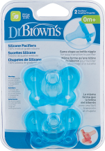 Dr. Brown's 2 ct. Pacifiers or 8 oz. Bottles product image.