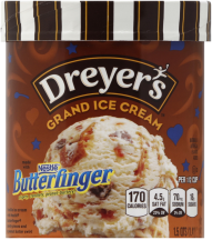 Dreyers Ice Cream product image.