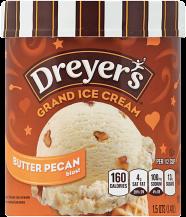 48 oz. Select Varieties Dreyers Ice Cream product image.
