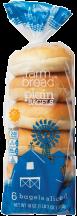 Farm Bread 6 ct. Select Varieties Bagels product image.