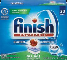 Dishwasher Detergent product image.