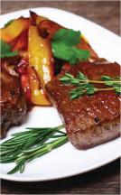 Flat Iron Steaks product image.