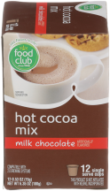Hot Cocoa product image.