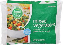 Vegetables product image.