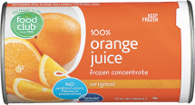 Frozen Orange Juice product image.