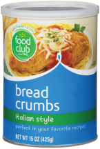 Bread Crumbs product image.
