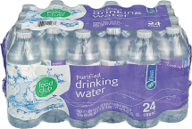 Purified Water product image.