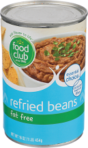 Refried Beans product image.