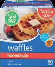 Waffles product image.