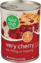 Pie Filling product image.